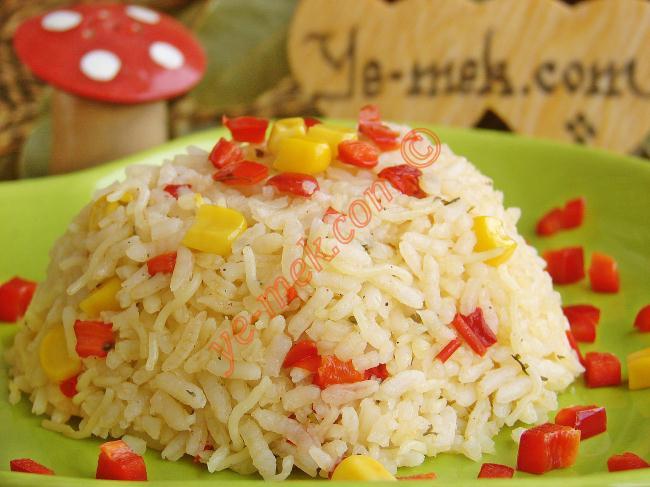 Pirinç Pilavı Nasıl Yapılır, Değişik Pilav Tarifleri