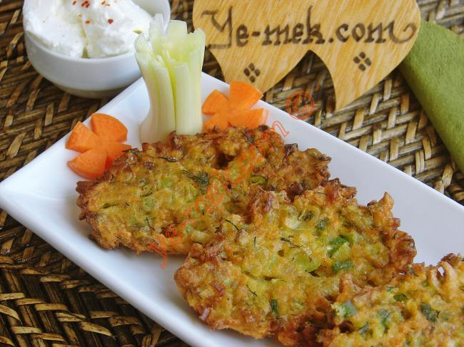 Leek Patties Recipe