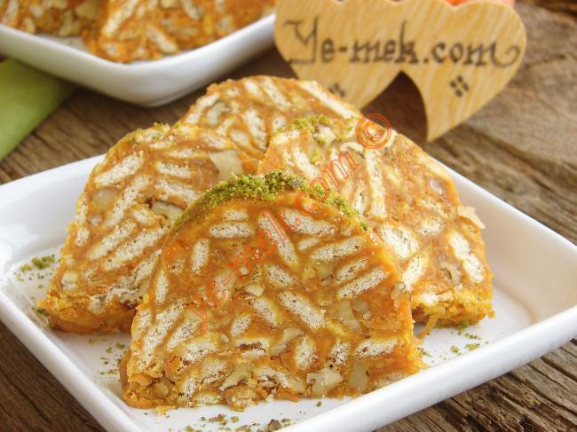Değişik Mozaik Pasta Tarifleri