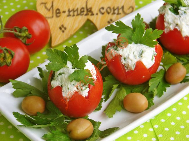 Tomatoes Stuffed Tomatoes Stuffed with Cheese recipe Directions Stuffed Tomatoes