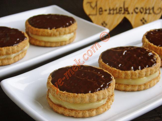Bisküvili Mini Pastalar