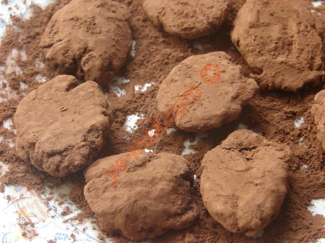 Çikolata Kaplı Ceviz