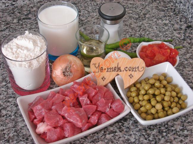 Bohça Kebabı (Manisa Kebabı) Malzemeleri