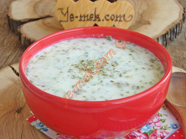 Yoghurt and Cucumber Tzatziki Recipe