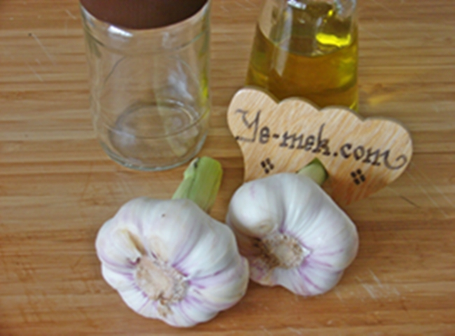 How To Keep Fresh Garlic Malzemeleri