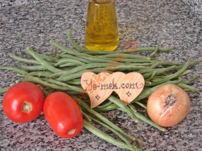 Green Cowpeas With Olive Oil Recipe Malzemeleri