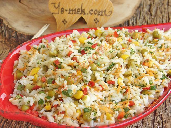 Pirinç Salatası (Nam-ı Diğer Çin Salatası)