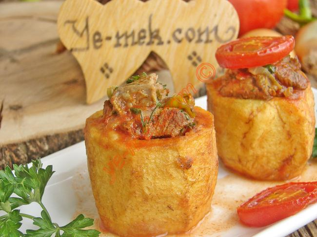Fırında Patates Yemekleri