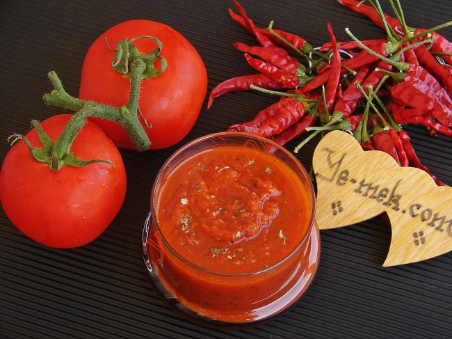 Spicy Mexican Sauce Recipe