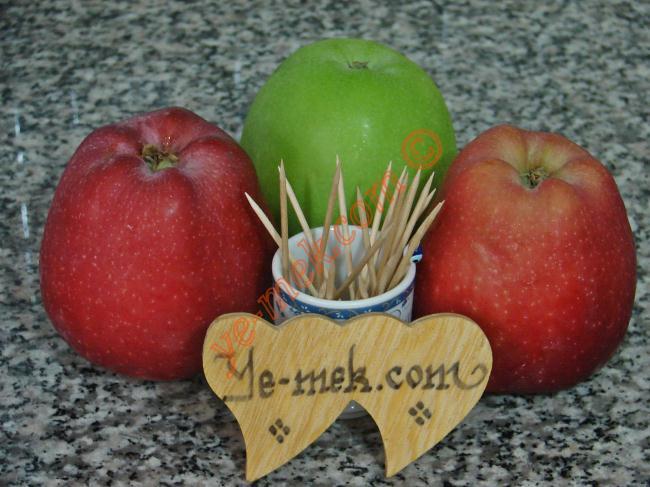 Snack Apple Bars Recipe Malzemeleri