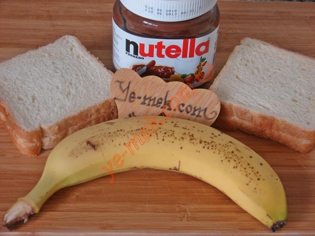 Chocolate Banana French Toast Recipe Malzemeleri