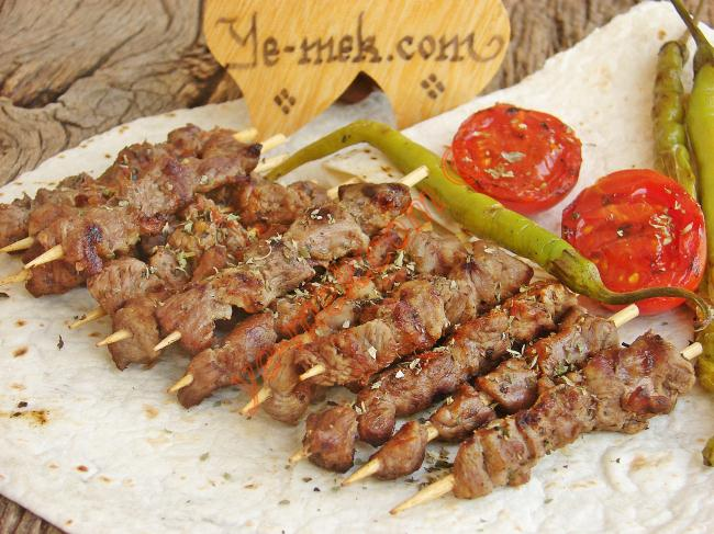 Turkish Chop Shish Kebab Recipe