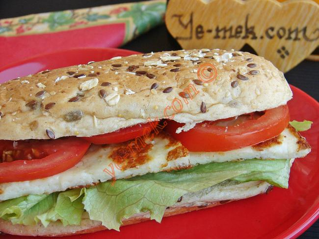 Sandviç Ekmek Hamuru Nasıl Yapılır