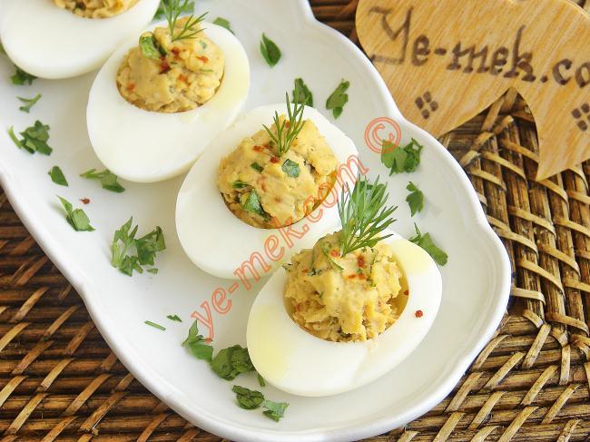 Yumurta Dolması