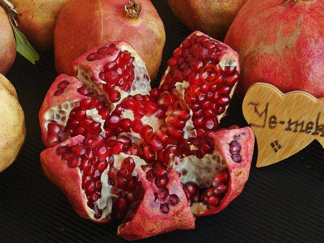 How To Peel A Pomegranate