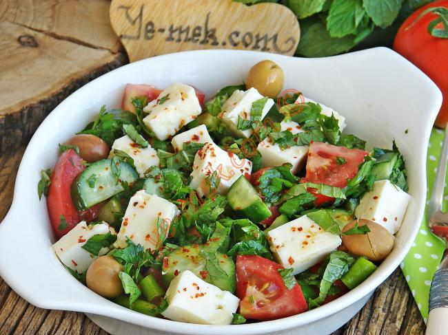 Zeytinyagi ile Sağlıklı Yemekler