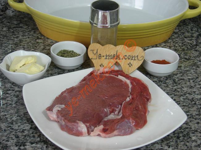 Baked Entrecote Recipe Malzemeleri