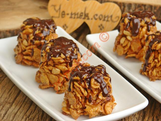 Metro Chocolate Corn Flakes Cookie Recipe