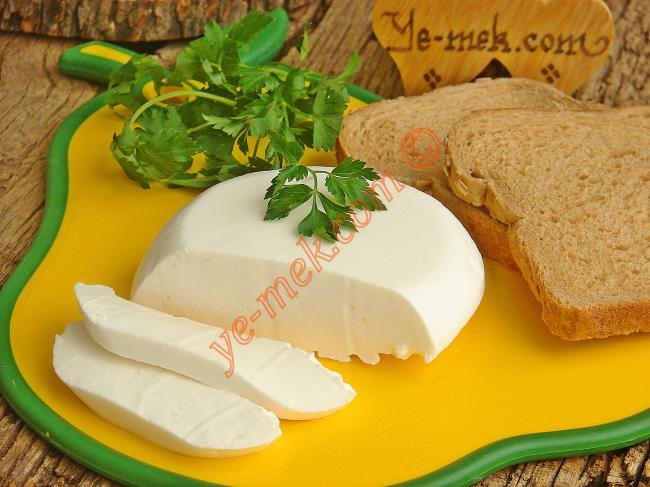 Resimli Köy Peyniri Tarifi