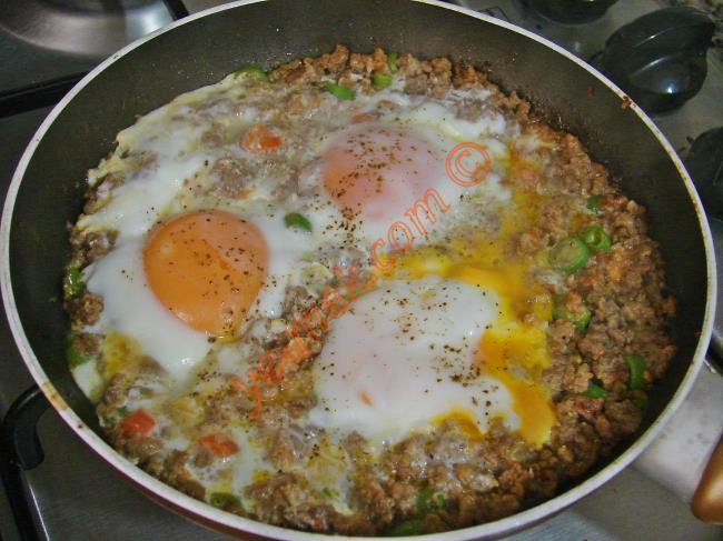 Yumurta Bhurjı tarifi 76