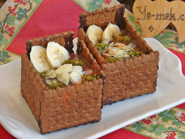Mini Cocoa Boxes Recipe