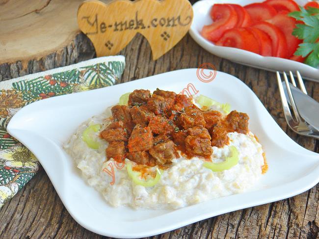 Etli Ali Nazik Kebabı