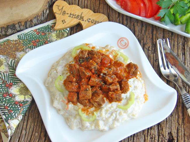 Kebab with Yogurt Recipe