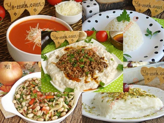 2. Gün İftar Menüsü | En Kaliteli Yemek Tarifleri Sitesi