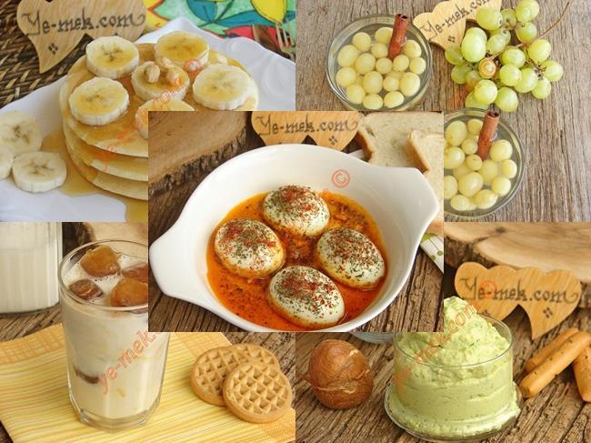 Ramazanda Tok Tutan Yiyecekler