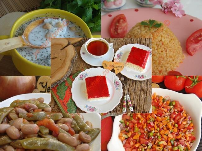 Oktay usta yemek tarifleri