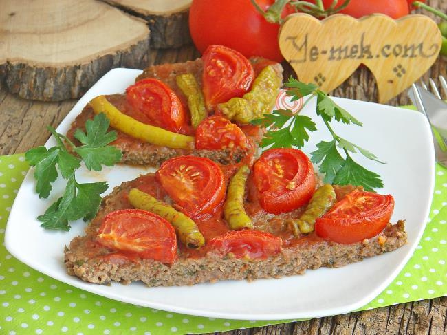 Turkish Tray Kebab Recipe