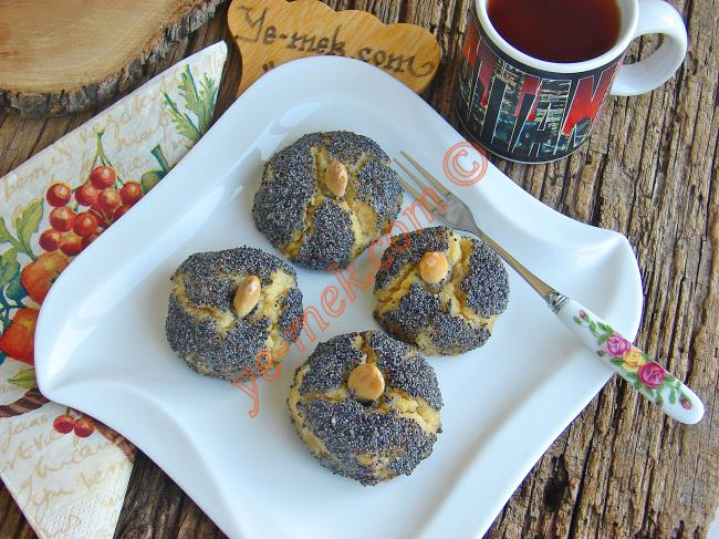 Almond And Poppy Seed Syrup Dessert Recipe