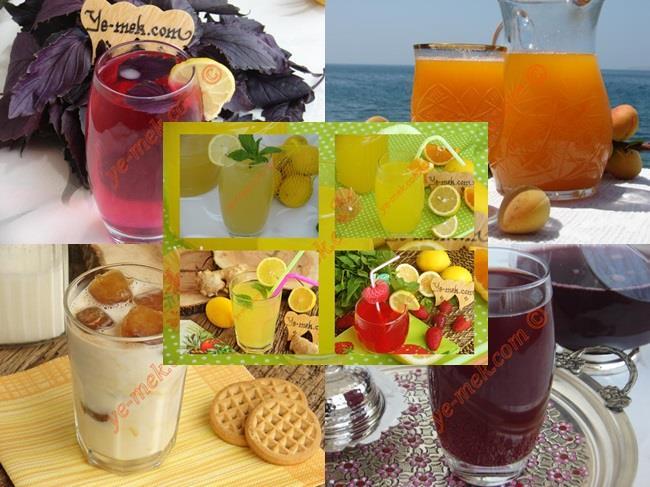 Ramazan içecekleri