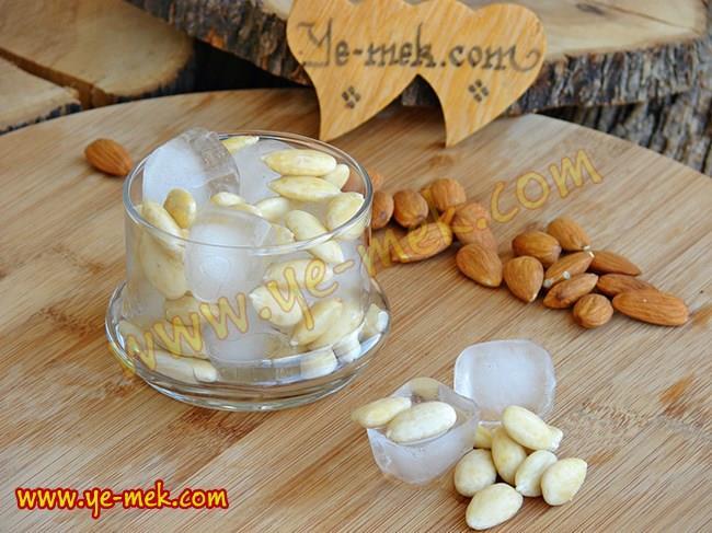 iced almond snacks