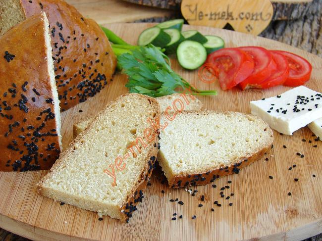 Mayasız Ekmek Yapımı
