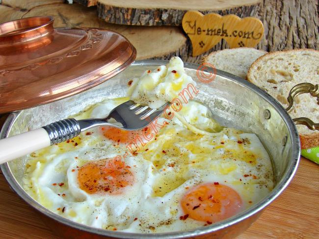 Yumurta Bhurjı tarifi 79