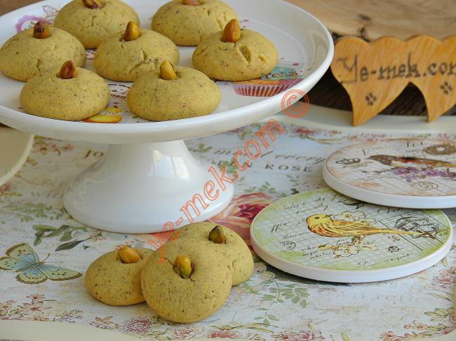 Pistachio Cookie Recipe