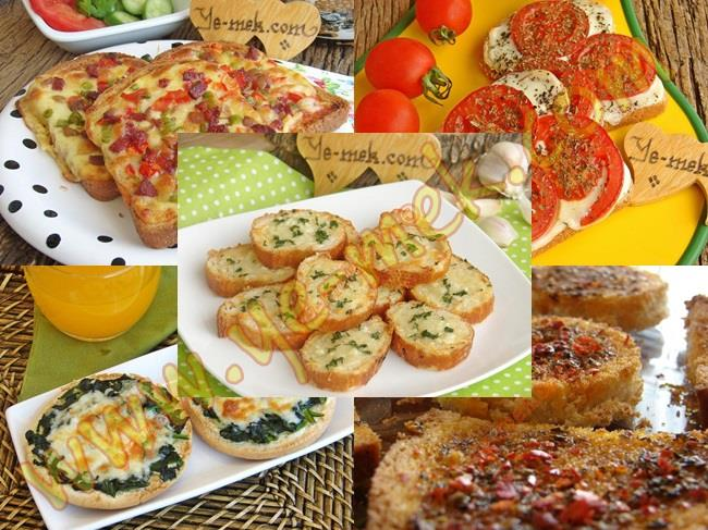 Bayat ekmeği değerlendirme yolları