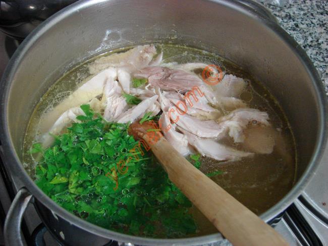 Havuçlu Patatesli Tavuk Haşlama