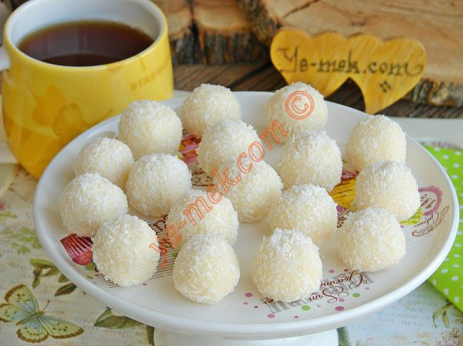 Coconut Cream Truffles Recipe