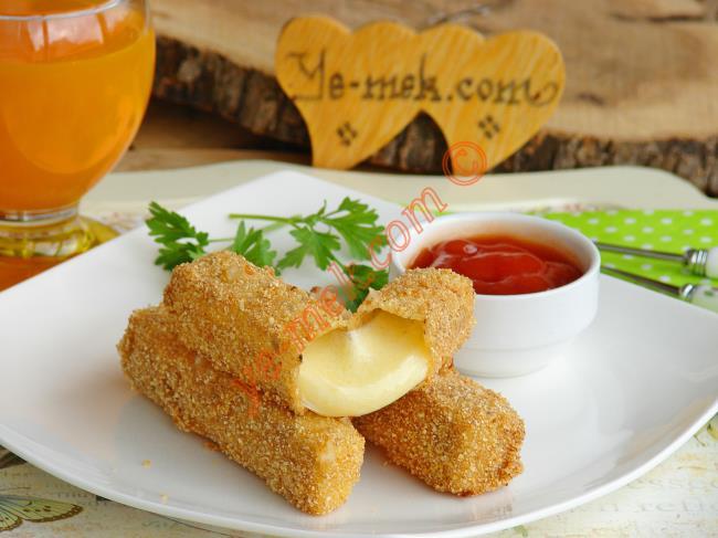 Her Peynirden Olmaz Fakat Olandan da Süper Olur : Peynir Kızartması