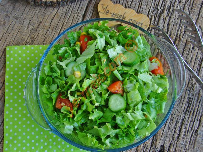 Kıvırcık Salatası Nasıl Yapılır