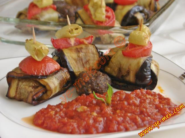 Fırında Köfte Yemekleri Tarifleri