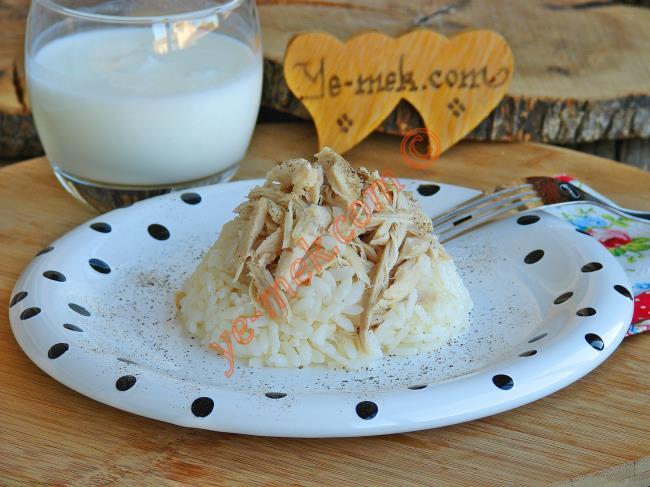 Kestaneli Pirinç Pilavı Nasıl Yapılır
