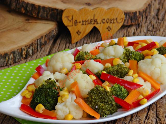 Havuçlu Salata Tarifleri