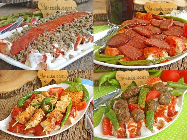 Ev Usulü İskender Kebab Tarifleri