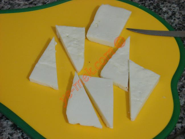 Unlu Hellim Peyniri Kızartması