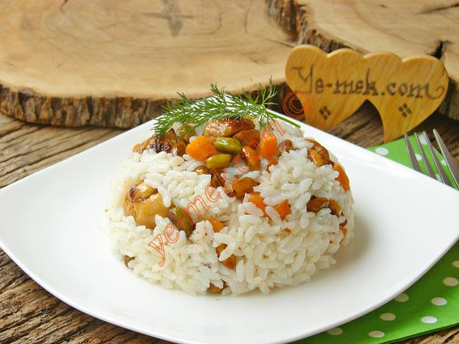 Tane Tane Pirinç Pilavı Nasıl Yapılır