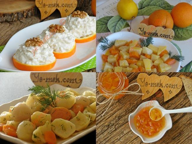 Değişik Kereviz Salatası Tarifleri