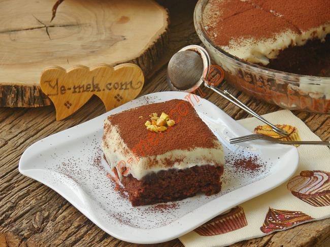 Kakaolu Rulo Pasta Nasıl Yapılır